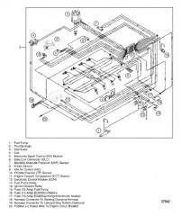 Схема ЭЛЕКТРОПРОВОДКА (EFI)