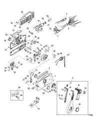 Схема Компоненты сверхдлинного удлинителя