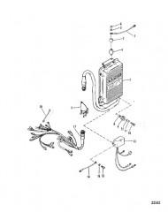 Схема Электронный блок управления (E.C.U.) УЗЕЛ