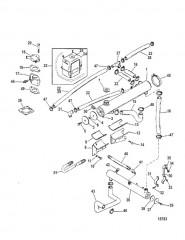 Закрытая система охлаждения (18390A7 / A11)