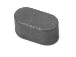 Шпоночная канавка – рулевой механизм с усилителем – короткая шпонка