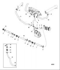 Схема Комплект прокладок Капитальный ремонт
