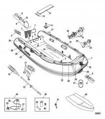 Модели RIB Open (260 / 290 / 320)