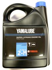 МАСЛО YAMALUBE 2-M TC-W3 RL (5л) YMD6302105A2