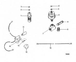 Комплект для звукового предупреждения (86047A18)
