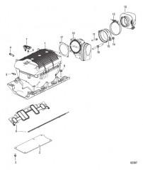 Схема Intake Manifold Assembly
