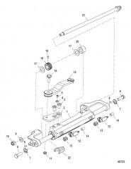 Цилиндр рулевого механизма в сборе – F150 (8M0058944)