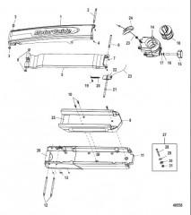 Опора Gator 360 Flex II (черн.) (КОНСТРУКЦИЯ II) (8M4501607)