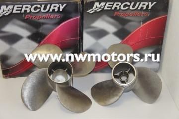 Комплект гребных винтов Mercury Mercruiser Bravo 3 Three шаг 19 (2 шт.)