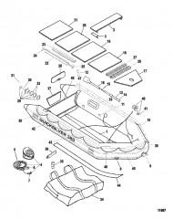 Надувные лодки Quicksilver (380 / 380E) (стр. 1)