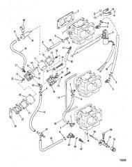 Топливный насос (Конструкция III, квадратный топливный насос)