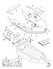 Надувные лодки Dynamic из хайпалона 260/280/310 (QS 2006-2009)