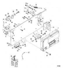 Схема Электронная панель