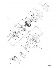 Схема Генератор (MOTOROLA)