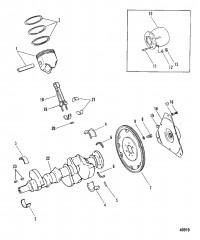 Crankshaft & Pistons