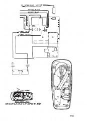 Схема электрических подключений (Модель GW62RF / GW62AG / GW67RF) (24 В)