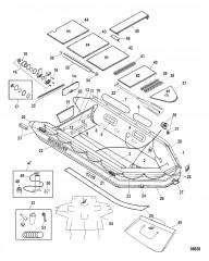 Модель Quicksilver Heavy Duty 365 (С алюминиевым настилом)
