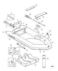 Схема Модели Roll Up (Светло-серый)