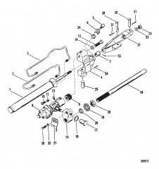 POWER STEERING COMPONENTS (OLD DESIGN)
