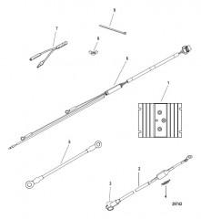 Комплект изолятора, сдвоенный/строенный (897478K03 / K04)