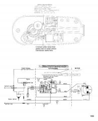 Схема электрических подключений (Модель TE109VP) (36 В)