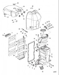 Схема Блок подачи воздуха