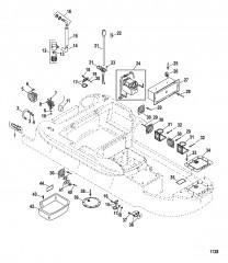Схема Компоненты палубы