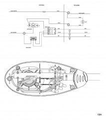 Схема электрических подключений (Конструкция I – облегченная версия модели BD1236)