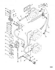 Топливный насос (Конструкция II, с проходным фильтром)