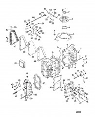 Схема Силовая головка