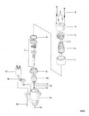 Схема СТАРТЕР (PG260)