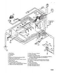 Схема Wiring Harness (EFI)