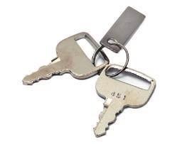 Запасные ключи зажигания