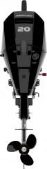 Лодочный мотор Mercury F20 MLH EFI Изображение 2