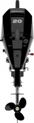 Лодочный мотор Mercury F20 MH EFI Изображение 3