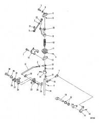 Схема УПРАВЛЕНИЕ ГАЗОМ