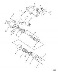 Схема Стартер