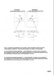 Идентификация картера редуктора