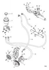 Рулевой механизм с усилителем