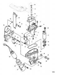 Схема Паросепаратор
