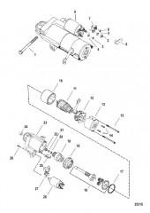 Схема СТАРТЕР (PG260-F1)
