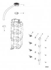 Встроенный блок воздуха/топлива