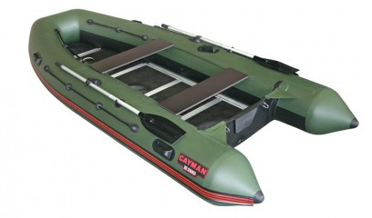 Надувная ПВХ лодка «Кайман N-380»