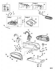 Электрические и крепежные компоненты (Brute 75, беспроводной)
