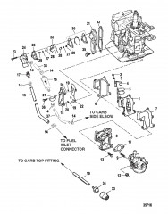 FUEL AND RECIRCULATION SYSTEM