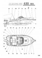 Схема МОДЕЛЬ 630 WA