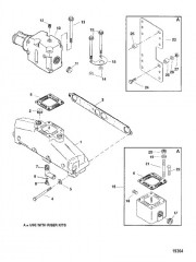 Схема Exhaust Manifold & Exhaust Elbow