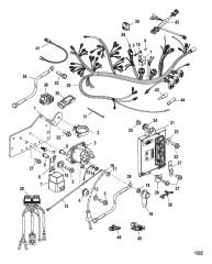 Пластина электромагнита (Серийный номер 1B226999 и ниже)