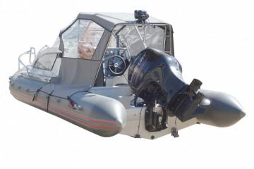 Алюминиевый РИБ «Раптор М-620АК» Изображение 2