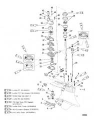 Картер редуктора Ведущий вал – стандартное вращение, SportMaster